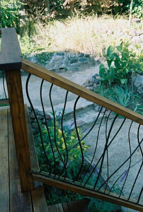 Best Unbelievable Metal Porch Railing Ideas For Your Home 400 x 300
