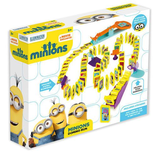 Minions Domino Run | Kids Cool Toys UK