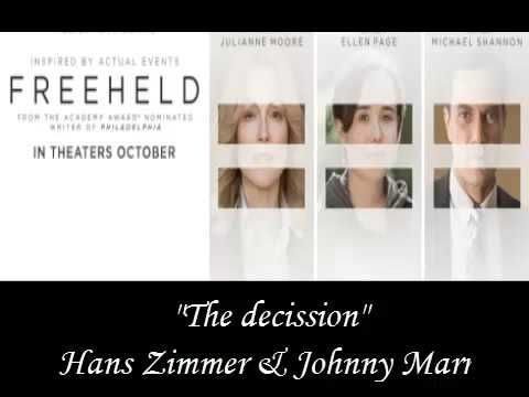 Freeheld - The decission - Hans Zimmer & Johnny Marr