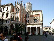 48. Caffè Pedrocchi - Jappelli. 1837, Padua.