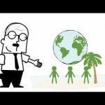 Sustainability explained through animation