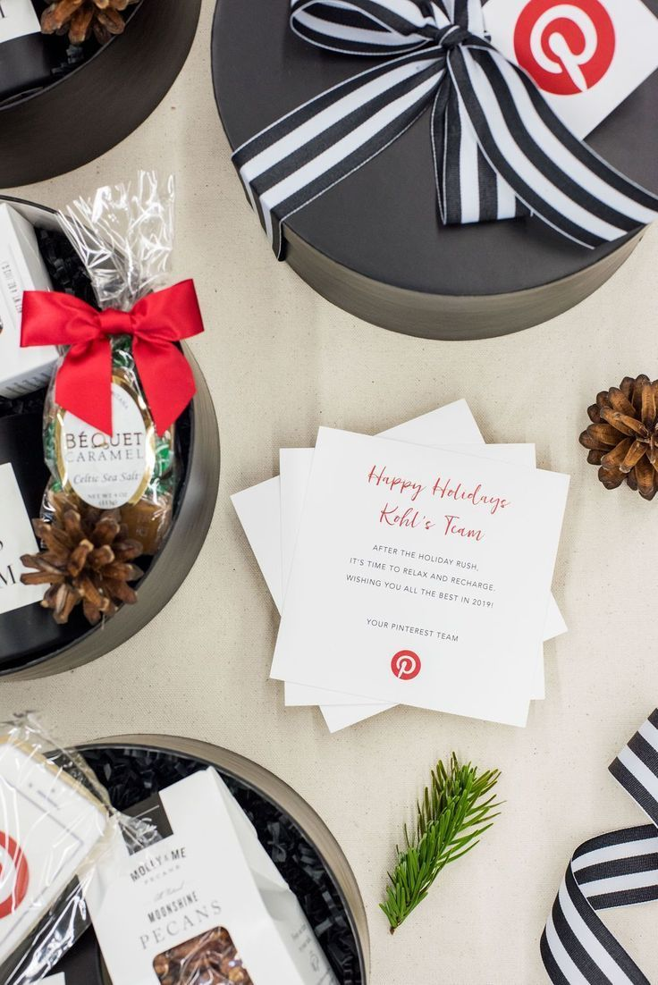 Top Corporate Holiday Curated Gift Box Designs Curated Gift Boxes Gift Box Design Client Gifts