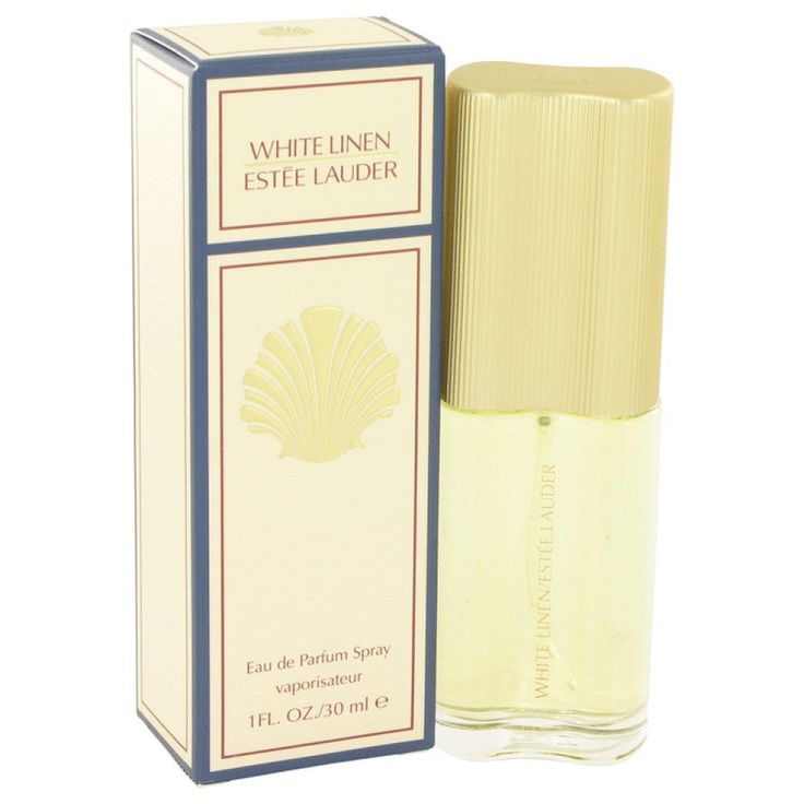 White Linen By Estee Lauder Eau De Parfum Spray 1 Oz