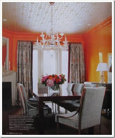 Best 25 Mocha Bedroom Ideas On Pinterest: 25+ Best Ideas About Orange Dining Room On Pinterest