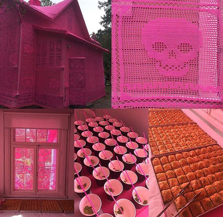 Olek, Our Pink House, Kerava