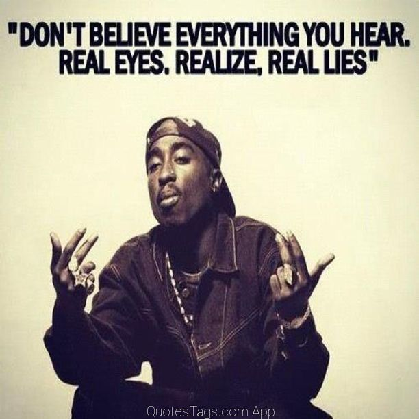 1,000,000 Quotes App For Instagram /// 2Pac 2pacquotes