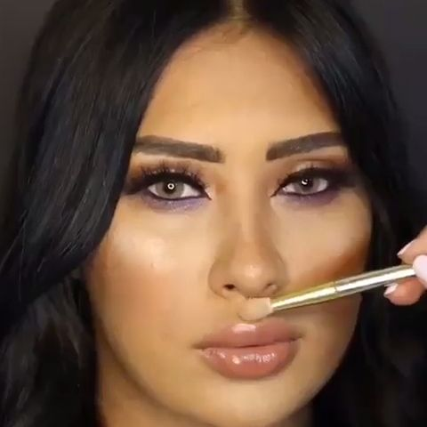 omg makeupbymayada vídeo  maquiagem perfeita coisas