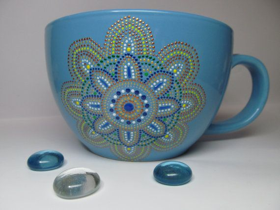 Чашка-супница  Богатырь от MyLovelyFantasy на Etsy