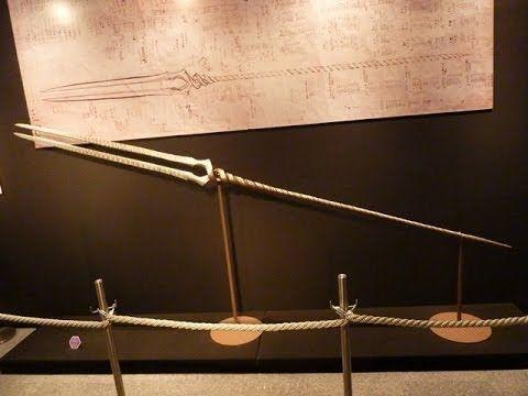 ロンギヌスの槍製造計画(エヴァンゲリオンと日本刀展にて)