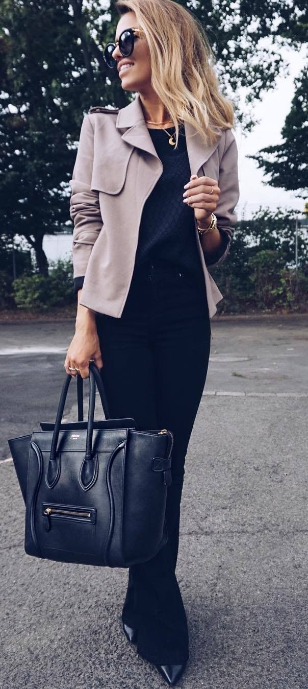 perfect business style outfit