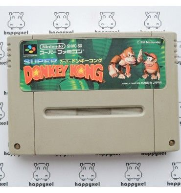 Super Donkey Kong / Donkey Kong Country (loose) Super Famicom #SuperFamicom #Nintendo #retrogaming #retrogame #DonkeyKong