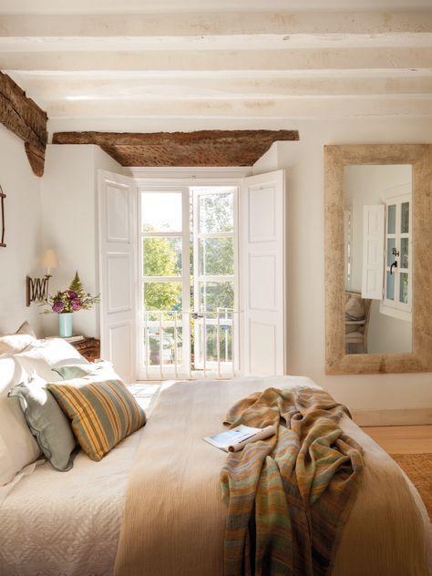 Oltre 25 fantastiche idee su porte della camera da letto for Illuminazione rustica della cabina