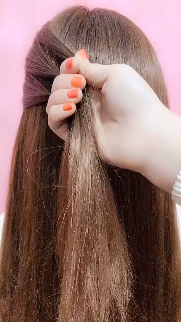 hairstyles for long hair videos  Hairstyles Tutorials Compilation 2019   Part 318