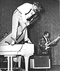Jerry Lee Lewis, once again...Great music and great hair