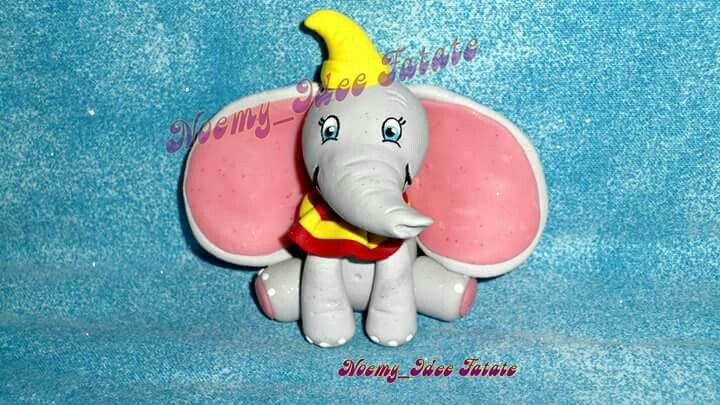 Dumbo polymer clay