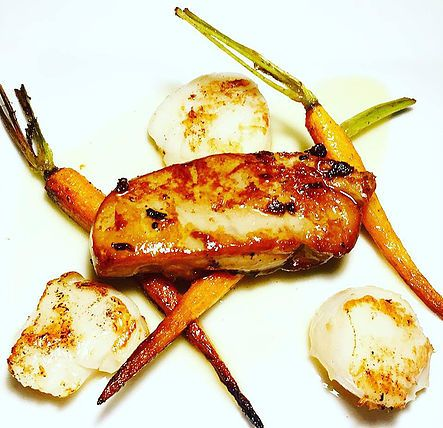I saw this dish in its original form in Pierre Koffmann's book from his days at La Tante Claire, a…