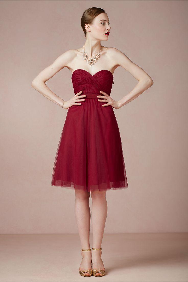 Choreography Dress from BHLDN