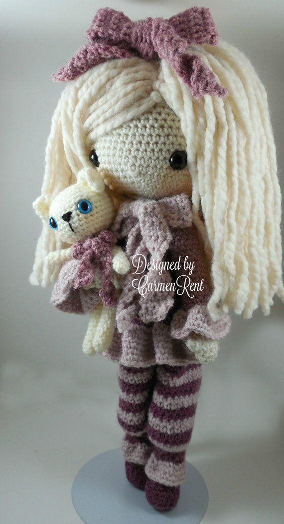 Amigurumi Square Doll : 2801 best Crochet images on Pinterest
