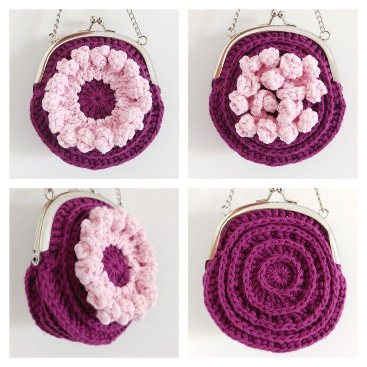 Crochet Monedero para boquilla  Image