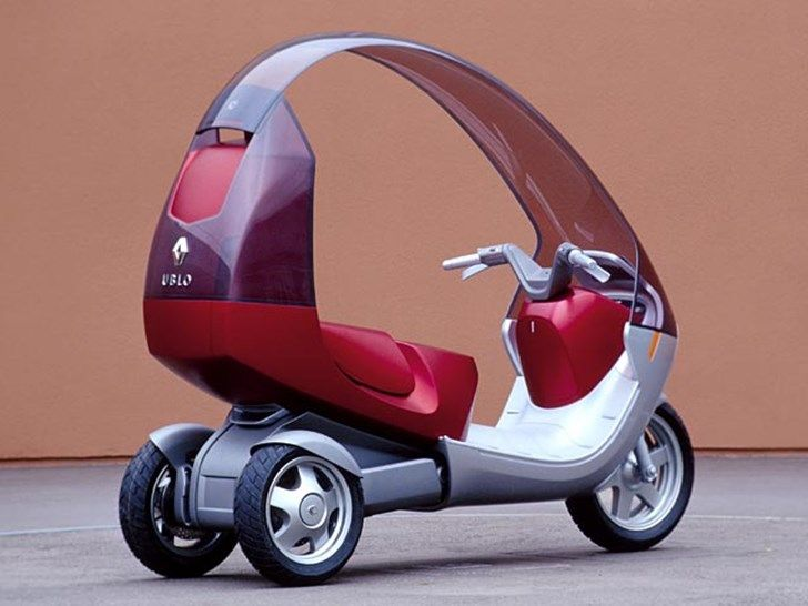 Ublo Renault Motos Transporte Motores