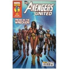 The Avengers United #85 from Marvel/Panini Comics UK. 14th November 2007 issue. In very good condition internally and cover. Bagged and boarded. £2.00