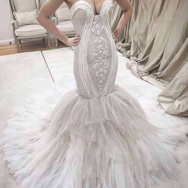 1000+ Ideas About Ombre Wedding Dress On Pinterest