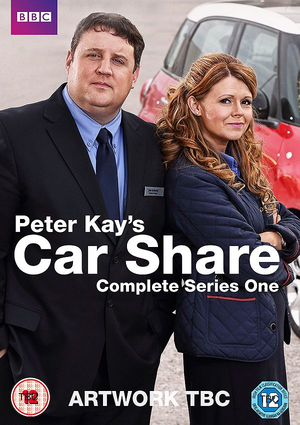 """Peter Kay"" Peter Kay's Car Share ..... The idea that two people talking in a car could make a good comedy seem impossible.......Peter Kay makes it possible."