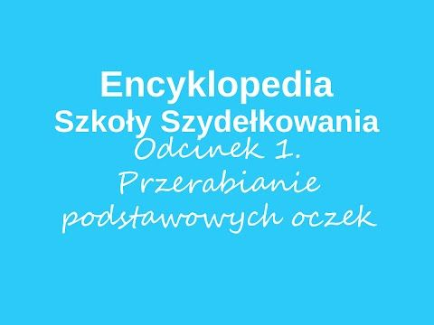 Encyklopedia Szkoły Szydełkowania – Premiera | Szkoła Szydełkowania