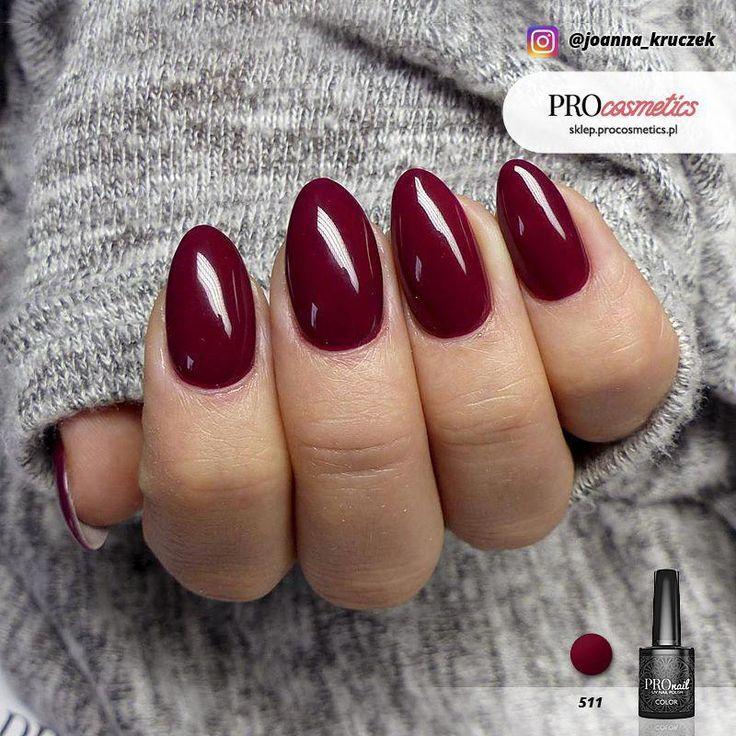 nail shapes long Oval #acrylicnailshapes – Easy Summer Nail Shapes DIY