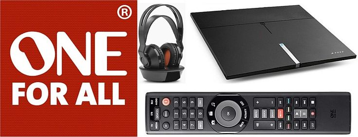 Read my review of 3 great TV accessories (remote control, wireless headphones and an indoor amplified aerial) from One For All http://www.davidsavage.co.uk/technology/one-for-all-tv-accessories-review/