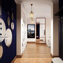 Фото из портфолио Квартира в стиле фьюжн. – фотографии дизайна интерьеров на InMyRoom.ru