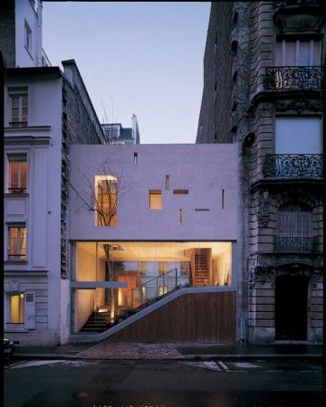 Galvani House / christian pottgiesser architecturespossibles | ArchDaily