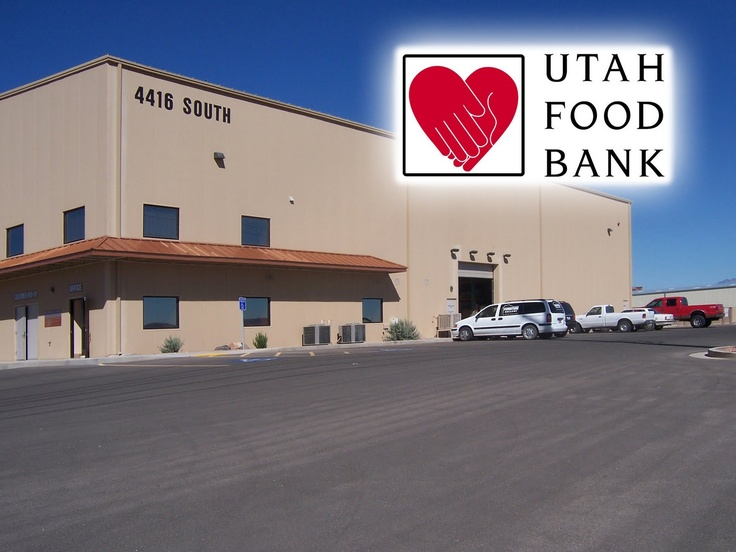SLC Foothill Net: Utah Food Bank