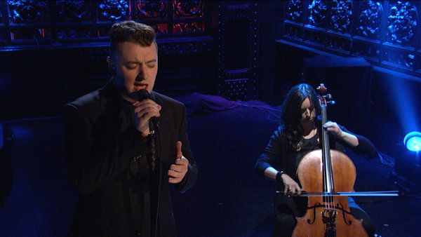 Just Who Is 'SNL' Musical Guest Sam Smith? Sorry use this link to see who he is. I'm getting his album right now!
