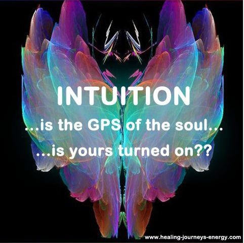 ... intuition ... Intuition is a suspension of logic and a sudden Light of your soul; clear, strong and a direct way of seeing with the Soul. A little preparedness with surrender, is enough. Yes.