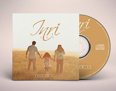 """Check out new work on my @Behance portfolio: """"CD Cover INRI"""" http://on.be.net/1qvPdHf"""