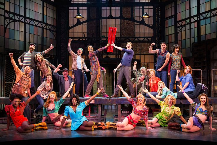 Kinky Boots On Broadway Review - Delightfully funny, hilarious and great music. Fun for all ages