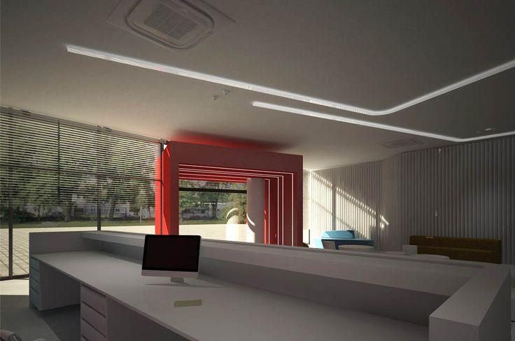 Bosch   Showroom   Κoropi   iidsk   Interior Design & Construction