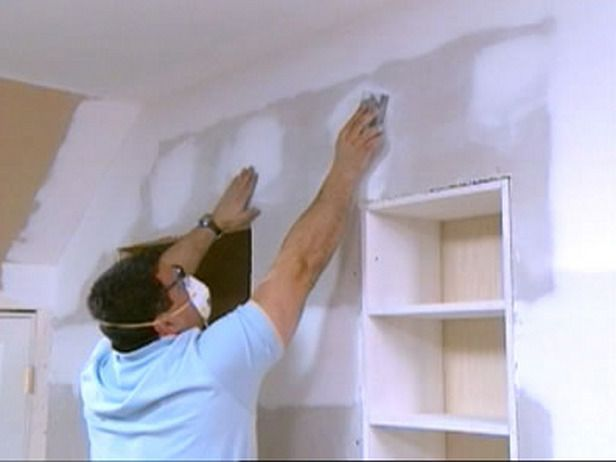 DIY recessed shelves   Then put cool old frame around them....or hang hinged full length mirror...wa la!