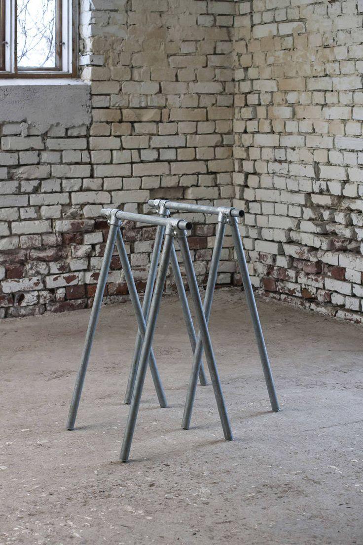Pukkijalat, 2 kpl Syv. 70 cm - Domus Classica verkkokauppa