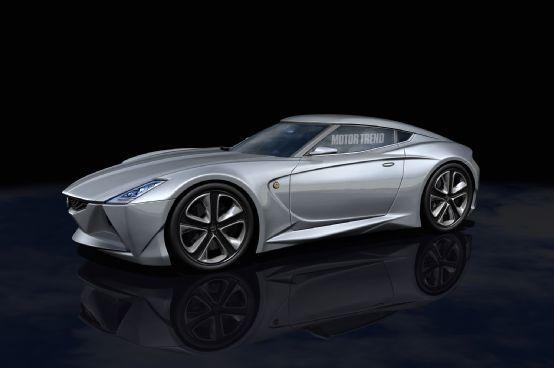 New Nissan Z Car, Code-Named Z35, in Pipeline - Motor Trend