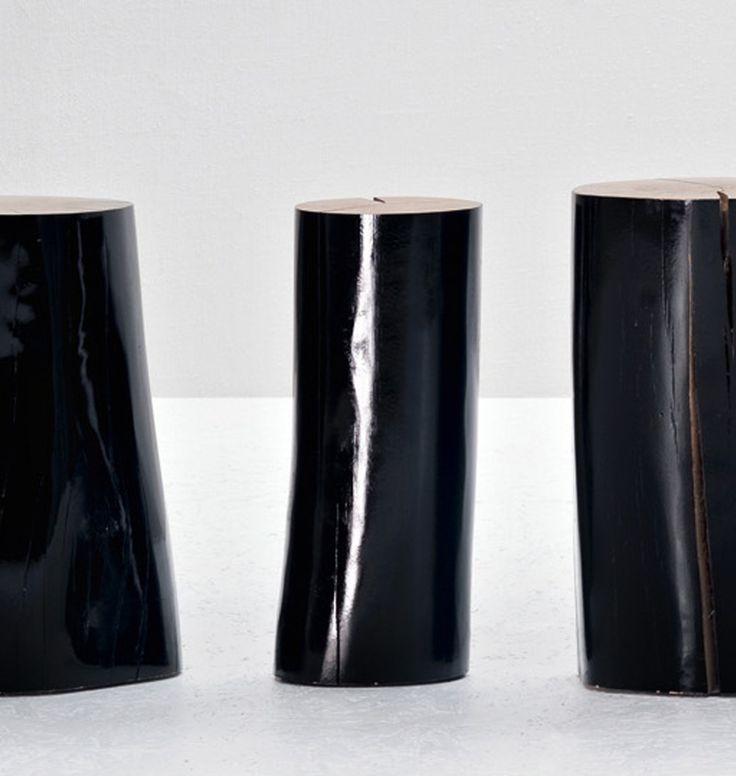 Die besten 25+ Baumstamm tisch Ideen auf Pinterest Baumtabelle - designer mobel baumstammen