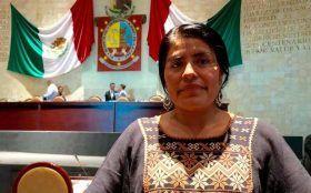 Llama Diputada Eufrosina Cruz, a proteger derechos humanos de los migrantes