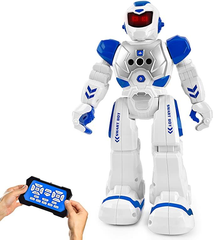 Smart RC Robot Toys Singing Dancing Robots for Kid Remote Control Robotic Toys