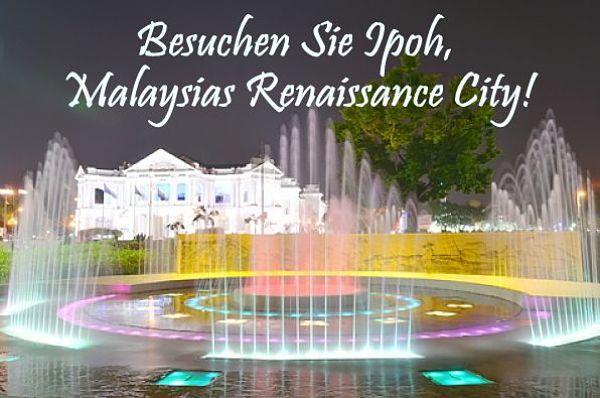 """Ipoh #Malaysia auf der """"Best in Asien"""" Liste bei #LonelyPlanet! Von Kaffeekultur bis Höhlentempel ... meine #Reisetipps für Sie."""
