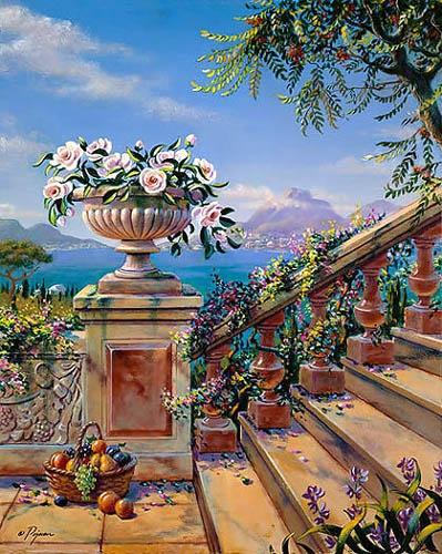 Robert Pejman ~ Marble Staircase