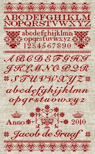 Letters from the North, No. 2 - Instant Download PDF pattern