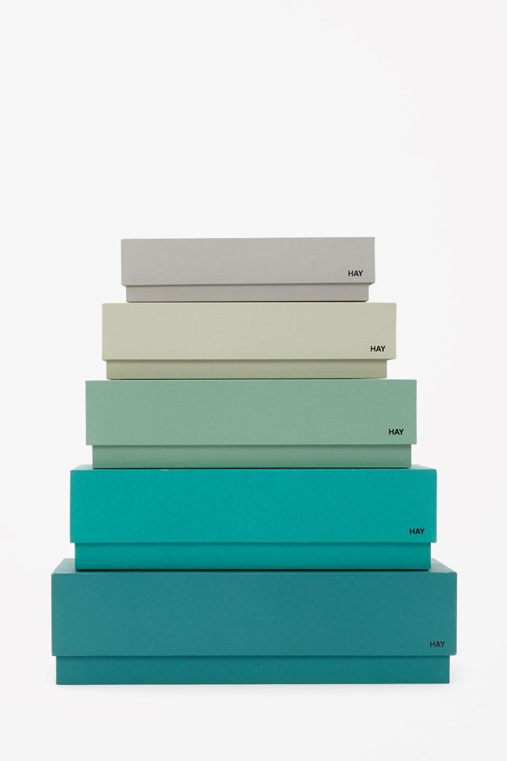 COS | Set of desktop boxes - these would be so nice for storing my archive of articles I wrote