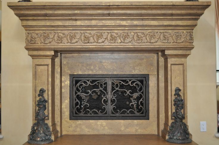 1000 Images About Our Specialty Fireplace Gates On Pinterest Shape San Diego And Fireplaces