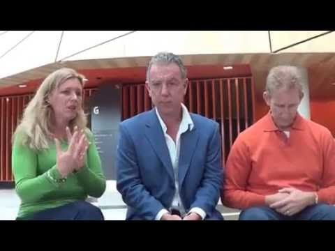 An interview at the Hay House I Can Do It conference in Melbourne, Austr...